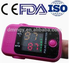 XF-D5 Spo2 waveform display finger oximeters digital