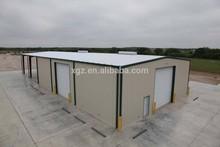 prefab metal mini warehouse buildings