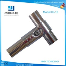 Have different loading capacity chromeplate pipe joints
