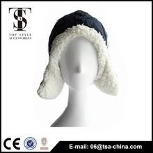 customer design of felt cap with the ears