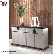 teak wood oak buffet cabinet sideboard with storage