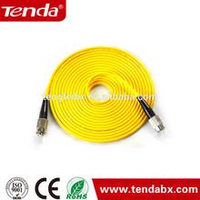 Fc sc/fc apc cabo fiber patch cabo jumper, duplex de fibra cabo de salto