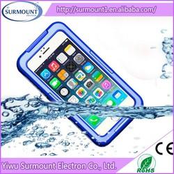 colrful anti water swimming pool sea sunshine anti-water mobile phone pvc waterproof bag