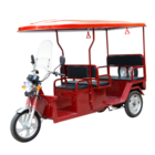 3 wheeler Electric rickshaw