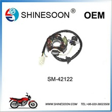 Motorcycle startor comp for electrical parts