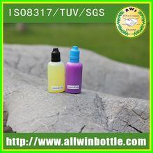2013 popular color boxes for e liquids juice dropper bottles