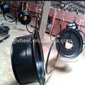 classe superior direto da fábrica 3pc tubeless roda de aço
