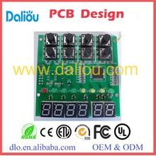 professional factory manufacture 94V0 pcb, 94V0 pcb board, 94V0 pcb design
