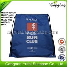 High quality classical drawstring bag velvet