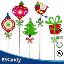 Low MOQ Custom wholesale outdoor christmas decorations
