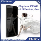 5.0inch Elephone P3000S 4G LTE Mobile Phone MTK6592 Octa Core 1.7GHz 2GB ROM 16GB RAM 13.0MP camera Android 4.4 smartphone