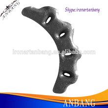 China made custom ornamental iron 4141