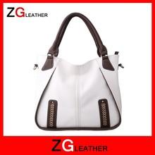 Beautiful office lady leather handbags the new fashion