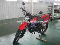EEC 250cc off road motorcycle