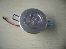 led 3 watt decorative recessed 3w led ceiling light new products in china market