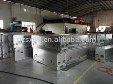 Aluminum equipment case for military