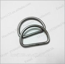 Bag Parts & Accessories Metal D Ring