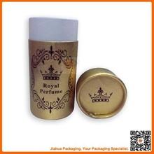 cylindrical cheap perfume cardboard gift box