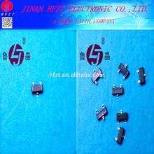 Mosfet 2N7002 N-channel GSD 0.25W 60V SOT-23 field effect transistors