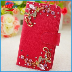 For apple iPhone6, high quality PU leather iPhone 6 case