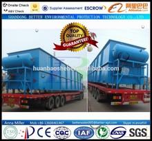 30-40cbm/hour industrial factory waste water disposal flotation unit (DAF)