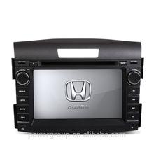 2014 hot sell 2din car dash dvd player for Honda 2012 CRV