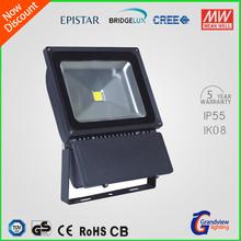 China factory wholesale high power 100W led flood light