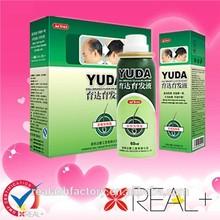 Estratto di ginseng per capelli yuda perdita fiala/olio per la crescita dei capelli/la crescita dei capelli essenza