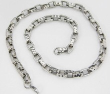 Unique Jewelry Silver Necklace , Hot Sale Chain Necklace Jewelry