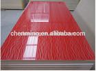 High gloss Acrylic MDF boards