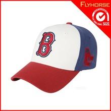 Custom 3D Plastic Letters Snapback Baseball Hat