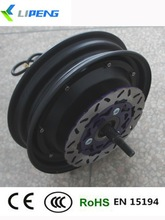 Electric scooter outboard wheel brushless hub motor 1000w motorcycle parts
