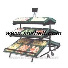2015 hot sales Fruits and Vegetable shelf