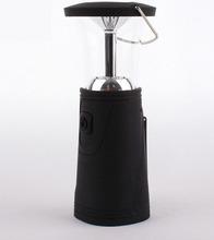 mini antique hand cranking dynamo solar camping lanterns