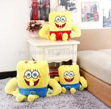 55cm Sponge bob plush toys / stuffed cartoon animal toys