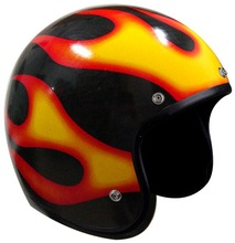 New ABS Open Face Motorcycle Helmet FH-350