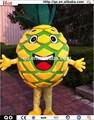 maßgeschneiderte neueste design ananas kostüm für erwachsene