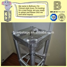 Aluminum Roof Truss Hanging Stage Lights/ Concert Stage Roof Truss