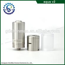 2015 Hot New Aqua V2 Rda&Bba 1:1 Clone Aqua v2 1:1 clone