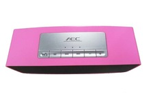 AEC LOGO Brand Portable Surround Stereo Bluetooth Speaker with 4000mAh Charging Current