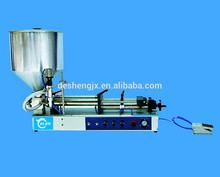 Manual Horizontal Self-suction Liquid Filling Machine