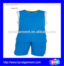 Wholesale Own Design Basketball Clothes, Custom Ployester Sports Short Sleeve T-shirt, Cheap T-shirt