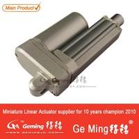 Zinc Alloy metal body linear actuator