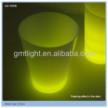 promoted flashing vase cups