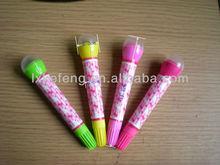 rubber plastic pen stamp
