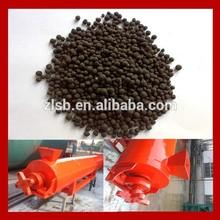 high effciency Biomass organic compost fertilizer equipments Wet granulate machine