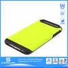 Fashion Printed clear wood PC TPU production for iphone 6 plus mobile phone unlocked