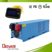 5000w charger inverter ups power inverter 12vdc to 220vac