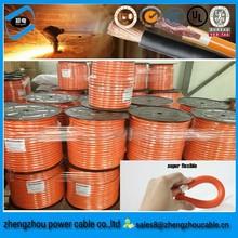 1x50mm2 70mm2 Orange Flexible Rubber sheath Welding Cable Welding Cable / Rubber Double Insulated Cable / Extra Flexible Cable