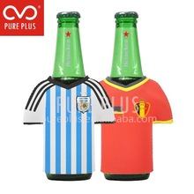 2014 creative warm beer bottle cover. china home decor wholesale.